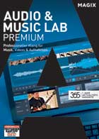 MAGIX Audio Music Lab Premium 365