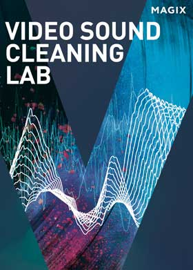 MAGIX Videosound Cleaning Lab 365