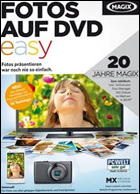 MAGIX Fotos auf DVD easy