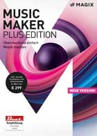 MAGIX Music Maker 2018 Plus Edition