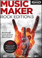 MAGIX Music Maker Rock Edition 5