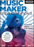 MAGIX Music Maker Techno Edition 5