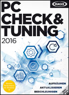 MAGIX PC Check & Tuning 2016