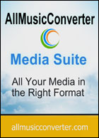 AllMusic Converter Media Suite 4