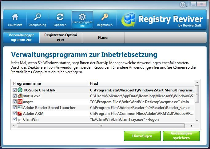 Registry Reviver screenshot 4