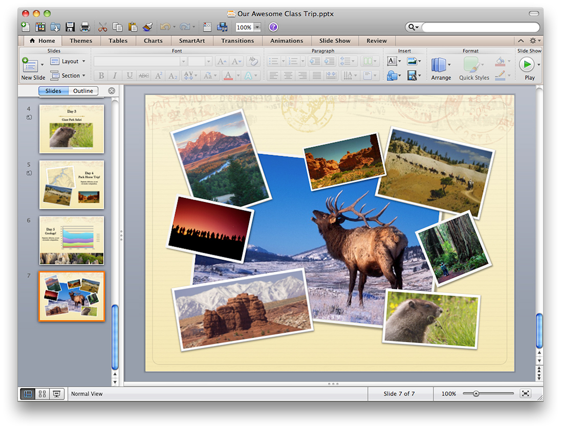 Microsoft Office Mac Home Business 2011 - Download - 1Mac screenshot 5