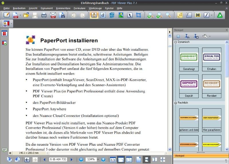 PaperPort 14.2 screenshot 2