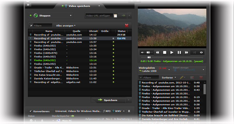 Audials Moviebox 10 screenshot 7