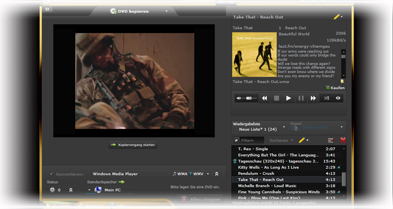 Audials Tunebite 10 Premium screenshot 7