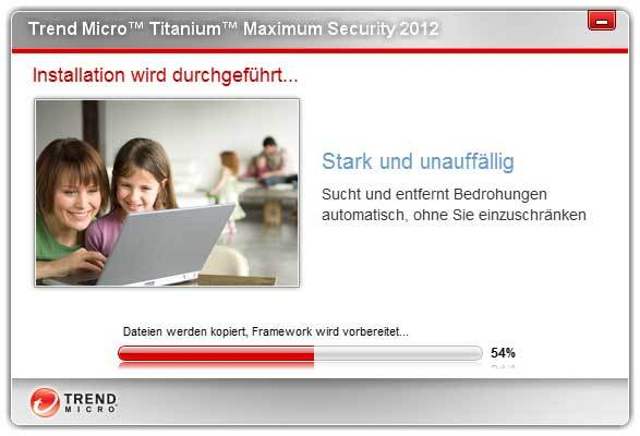 Trend Micro Titanium Security for Netbooks 2012 screenshot 6