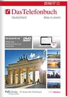Das Telefonbuch Deutschland Datenupdate Herbst/Winter 2016/17