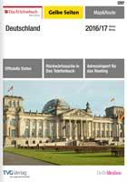 Das Telefonbuch Gelbe Seiten Map&Route Herbst/Winter 2016/17