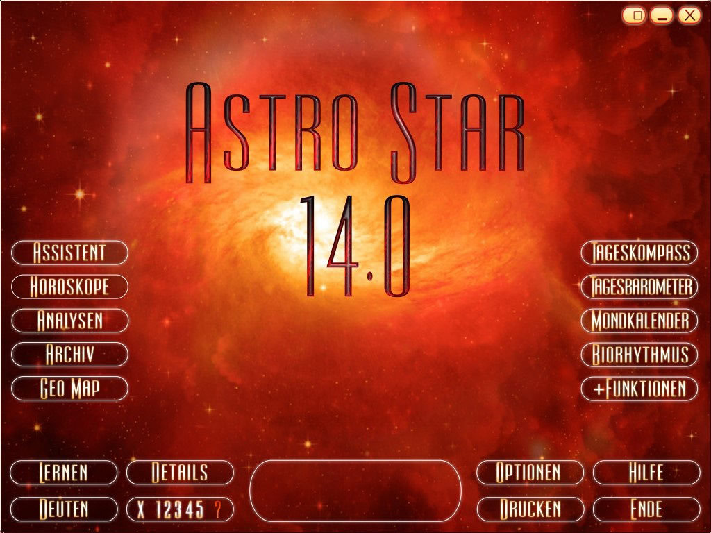 Astro Star 14 screenshot 3