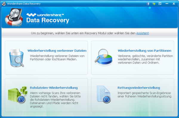 Data Recovery screenshot 3